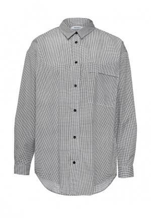 Туника Max&Co. Цвет: черно-белый