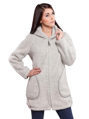 Куртка ALWERO. Цвет: серый