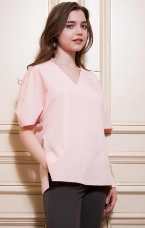 Блуза Розовая Trends Brands Base