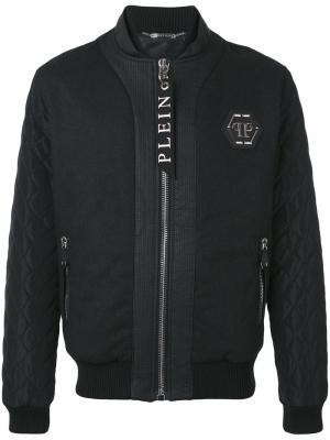 Куртка Smith Philipp Plein. Цвет: серый