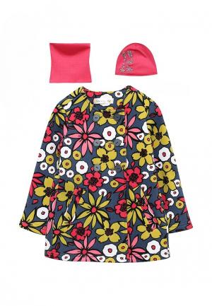 Пальто Fleur de Vie. Цвет: разноцветный