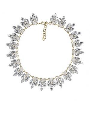 Ожерелье DETTAGLI. Цвет: прозрачный