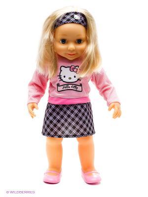 Кукла Emma Hello Kitty, 54см, 1/4 Smoby. Цвет: розовый