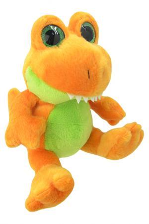 Динозавр Тирекс, 20 см WILD PLANET. Цвет: оранжевый