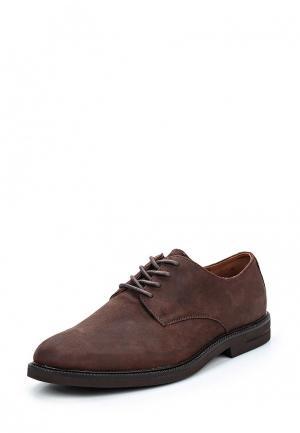 Туфли Polo Ralph Lauren. Цвет: коричневый