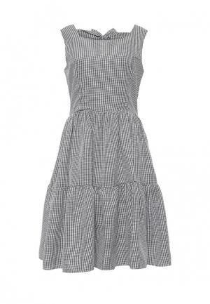 Платье Brigitte Bardot. Цвет: разноцветный