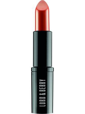 Экстраординарная матовая помада Vogue, оттенок 7605 Mandarin Lord&Berry. Цвет: оранжевый