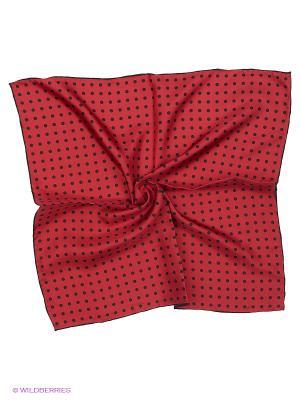 Платок Fabretti. Цвет: красный