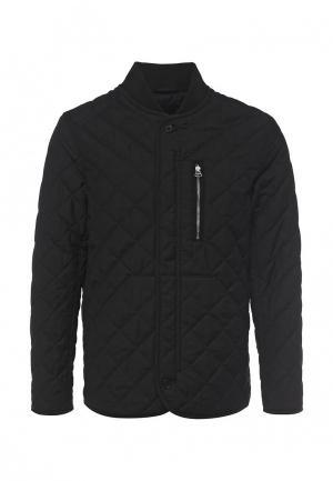 Куртка утепленная Banana Republic. Цвет: черный