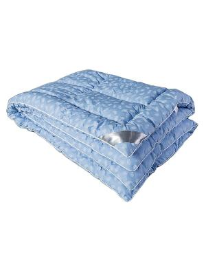 Одеяло Лебяжий пух Dream time. Цвет: голубой