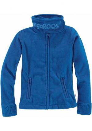 Флисовая куртка Kangaroos. Цвет: лиловый, сиреневый, ярко-розовый