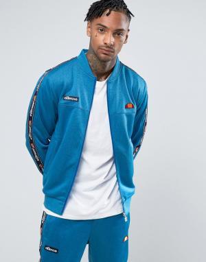Ellesse Спортивная куртка. Цвет: темно-синий
