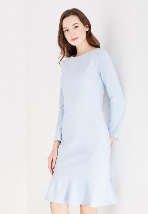 Платье Vittoria Vicci. Цвет: голубой