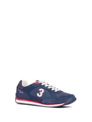 Кроссовки U.S. Polo Assn.. Цвет: голубой