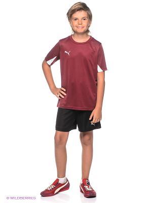 Шорты SMU Velize Shorts Puma. Цвет: черный