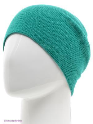 Шапка Trend. Цвет: зеленый, бирюзовый