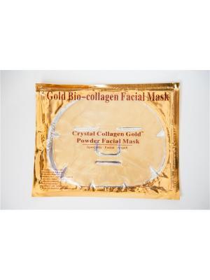 Коллагеновая маска для лица Crystal Collagen Gold Mask с золотом BIO, 60 гр. Bio. Цвет: золотистый