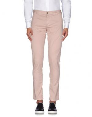 Повседневные брюки BASICON. Цвет: пастельно-розовый