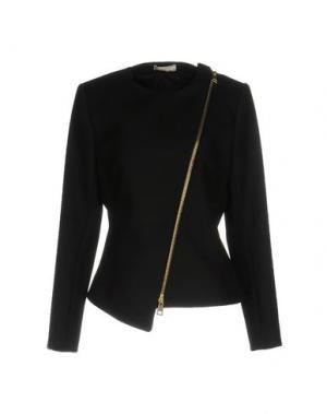 Куртка BOUCHRA JARRAR. Цвет: черный