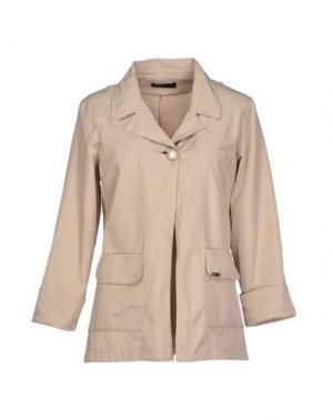 Пиджак MRESALE. Цвет: бежевый