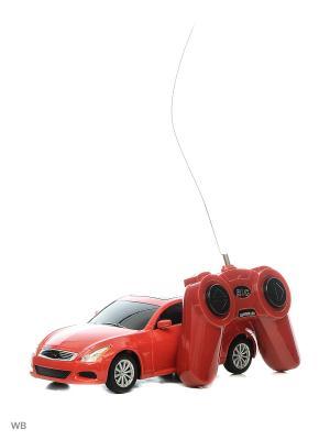 Радиоуправляемая игрушка RASTAR. Цвет: красный