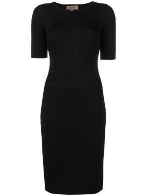 Платье Genoa Tony Cohen. Цвет: чёрный
