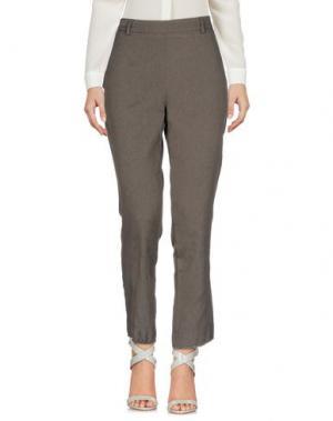 Повседневные брюки PDR PHISIQUE DU ROLE. Цвет: серый