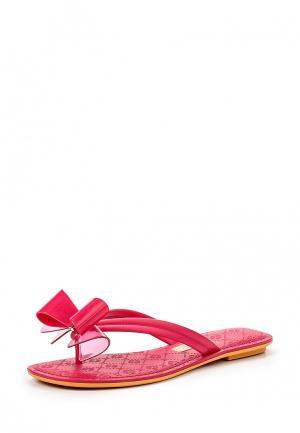 Сланцы Grendha. Цвет: розовый