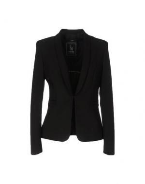 Пиджак HANITA. Цвет: черный