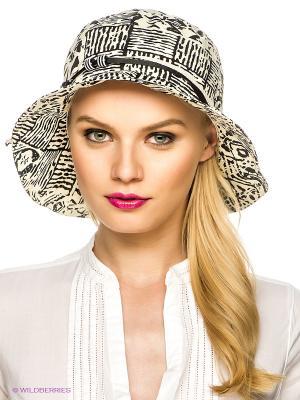 Шляпка Level Pro. Цвет: молочный, черный