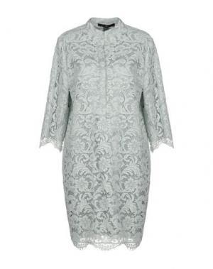 Короткое платье SLY010. Цвет: светло-зеленый