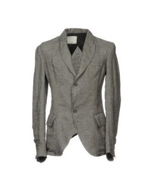 Пиджак NOSTRASANTISSIMA. Цвет: свинцово-серый