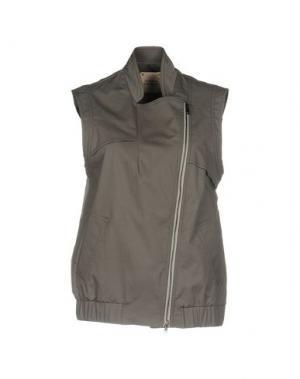 Куртка GARAGE NOUVEAU. Цвет: серый