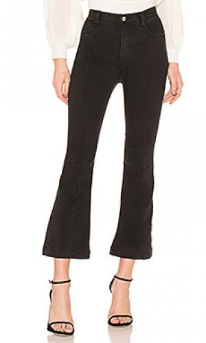 Расклешенные брюки jones Rachel Comey. Цвет: none
