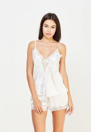 Пижама Mia-Amore. Цвет: белый
