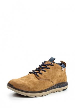 Ботинки Vans. Цвет: коричневый