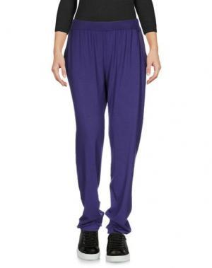 Повседневные брюки CHRISTIES. Цвет: фиолетовый