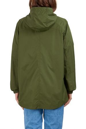 Куртка PARKA LONDON. Цвет: зеленый