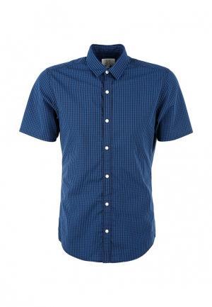Рубашка Q/S designed by. Цвет: синий