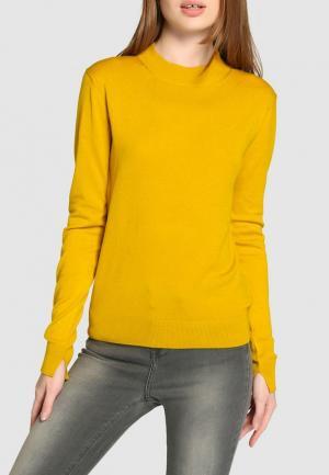 Джемпер Easy Wear. Цвет: желтый