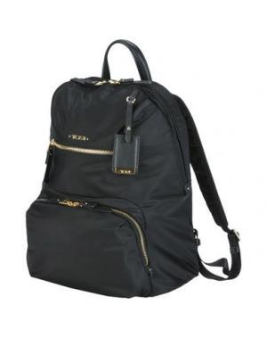 Рюкзаки и сумки на пояс TUMI. Цвет: черный