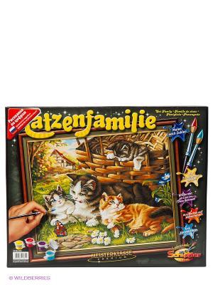 Семейство кошачьих Schipper. Цвет: темно-зеленый