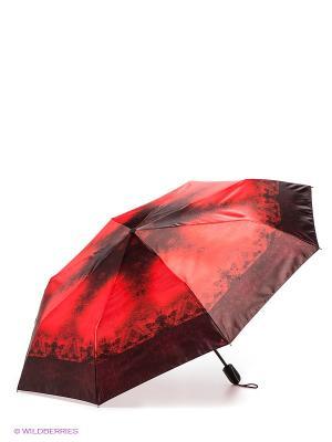 Зонт Zemsa. Цвет: красный, бордовый