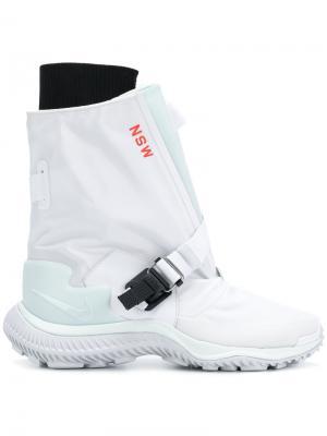 NSW Gaiter boots Nike. Цвет: белый