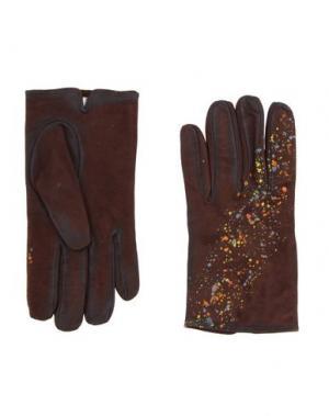 Перчатки FINGERS Venezia. Цвет: какао