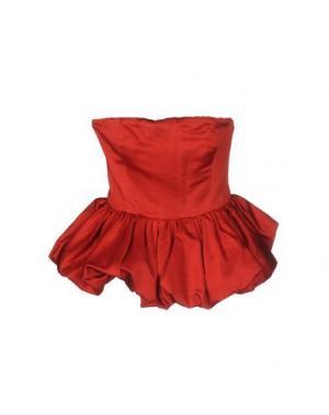 Бюстье SHI 4. Цвет: красный
