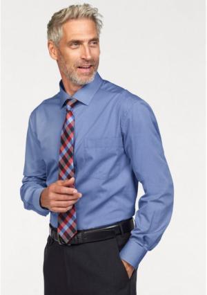 Комплект: рубашка + галстук платок STUDIO COLETTI. Цвет: синий