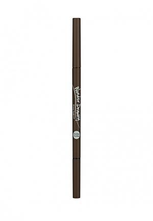 Карандаш для бровей Holika. Цвет: коричневый