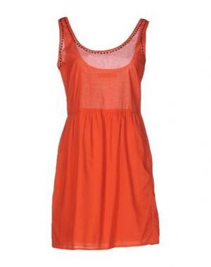 Короткое платье NICE THINGS by PALOMA S.. Цвет: красный
