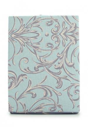 Комплект постельного белья 1,5-спальный Хлопковый Край. Цвет: серый